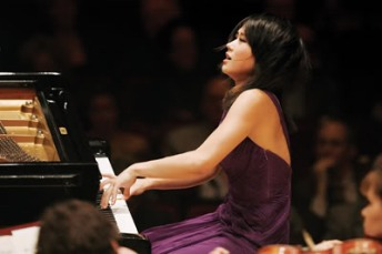 Yuja Wang, la fille du Far-East