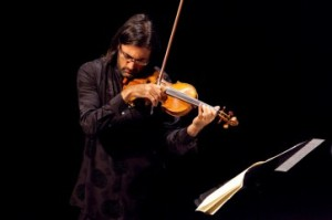 The one and only Leonidas Kavakos