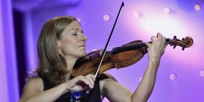 """Anne Gravoin, """"musicienne et entrepreneur dans le domaine du spectacle"""" (Photo : MaxPPP)"""